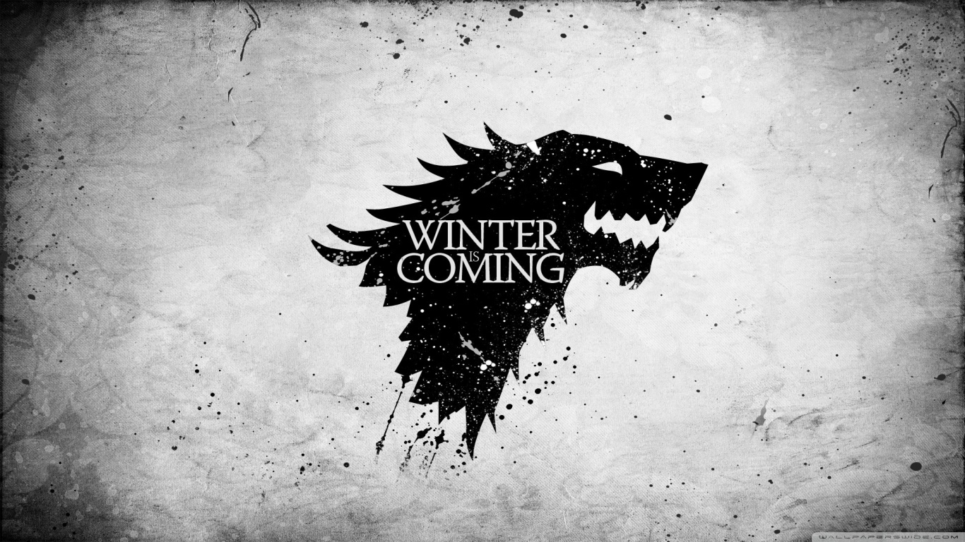 Drone Scotlan Winter Is Coming Awesome Design