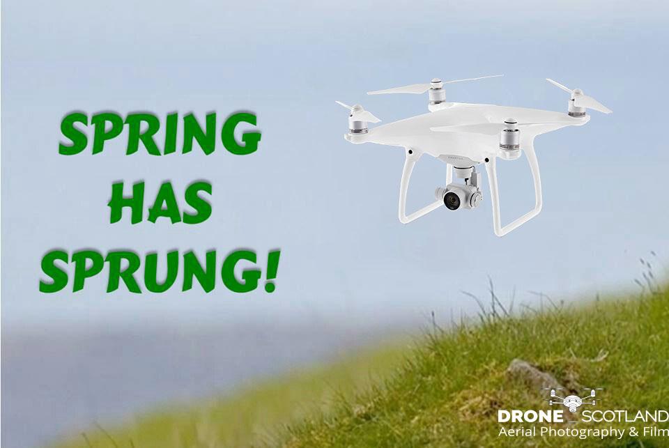 drone scotland promotions