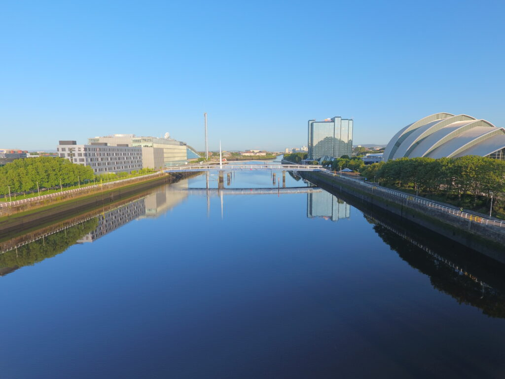 Glasgow, The Clyde