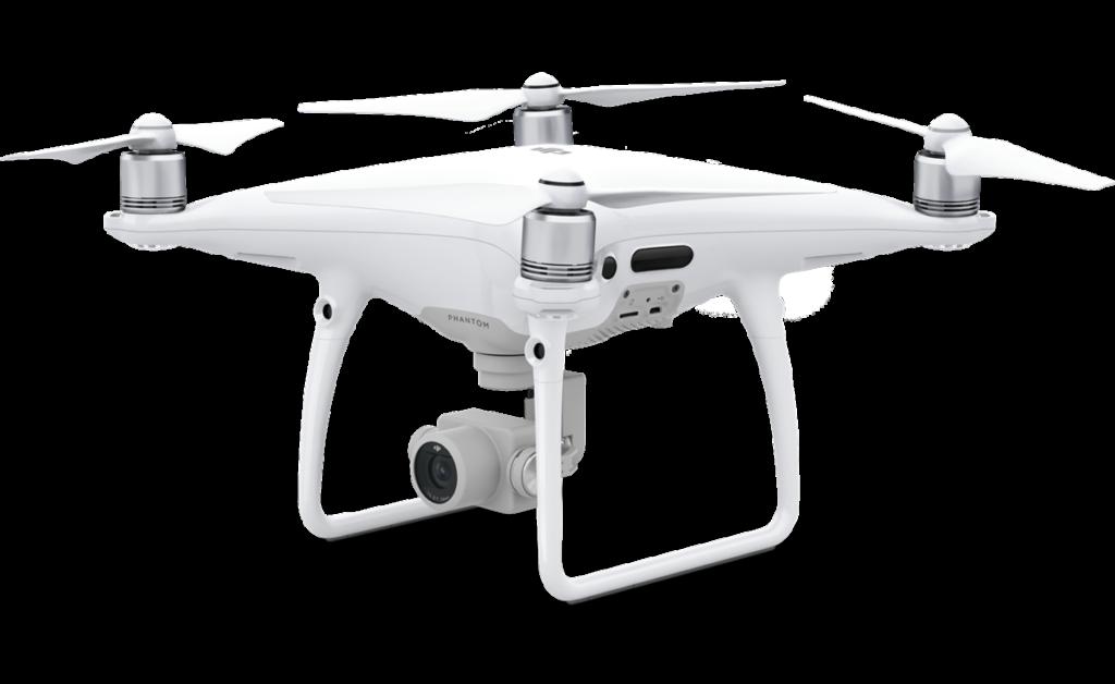 DJI Phantom 4 Pro - backup survey drone - Drone Scotland