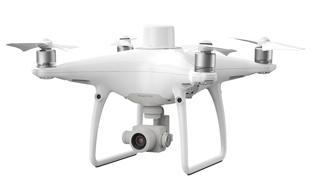 Phantom 4 RTK Drone - Drone Scotland Drone Mapping